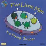 Five Little Men (Big Book)